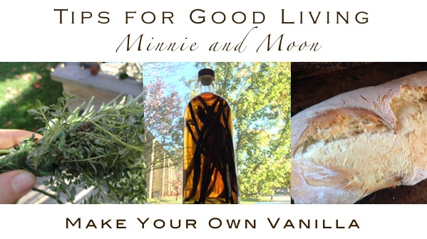 Simple Living Blog Banner Vanilla